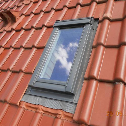 Klassichsches Dachfenster